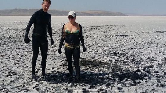 Челядиново Солёное грязевое озеро